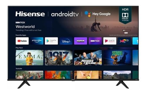 "Smart TV Hisense A6G Series 50A6G LED 4K 50"" 120V"
