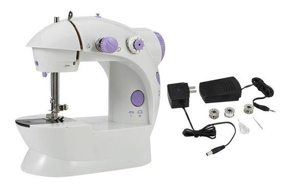 Alfaiate Pequena Máquina De Costura Elétrica Mini Multifunçõ