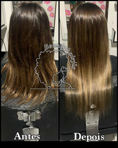 Imagem 1 de 3 de Mega Hair Cabelos