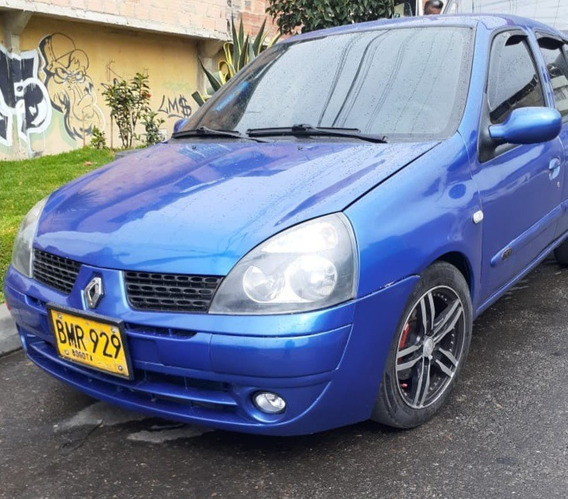 Renault Clio Dinamyque 1.4 Aa