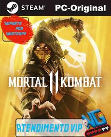 Mortal Kombat 11 - Premium Edition Original Steam Offline