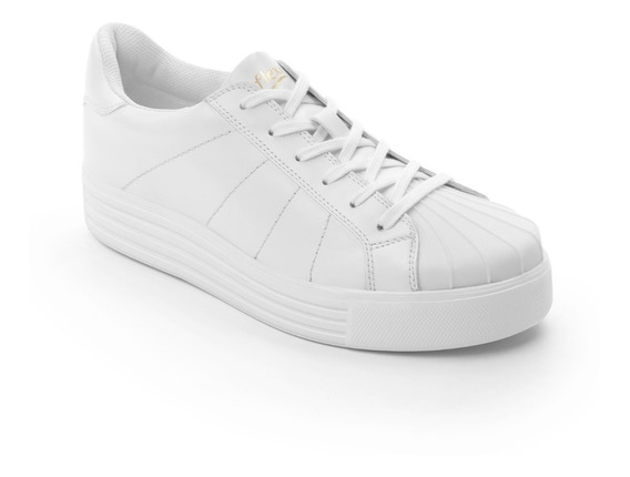 Tenis Flexi Dama 36308 Blanco