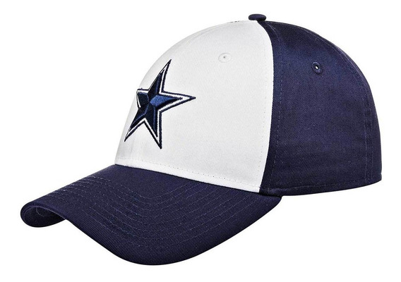 Gorra Cowboys New Era Marino Blanco 093-552