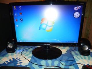 Led Samsung 19 Sd300 Vga Y Hdmi - Más: Hardware De Pc