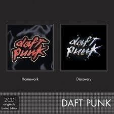 Daft Punk Homework Discovery Box Set Cd Nuevo Musicovinyl