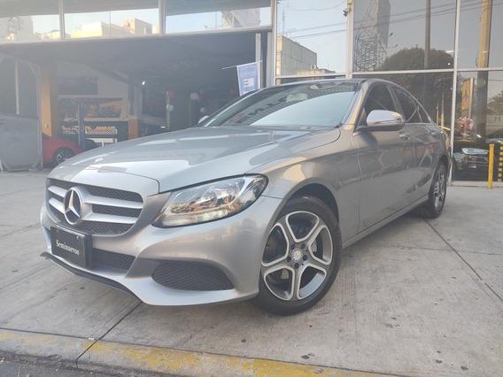 Mercedes-benz Clase C 1.6 180 Cgi At 2016