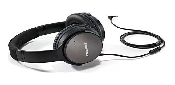 Fone Original Bose Quietcomfort 25 Sem Fio Com Noise-cancell