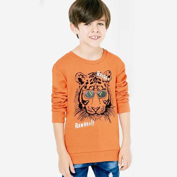 Sudadera Casual Kebo Kids Qn27 825062