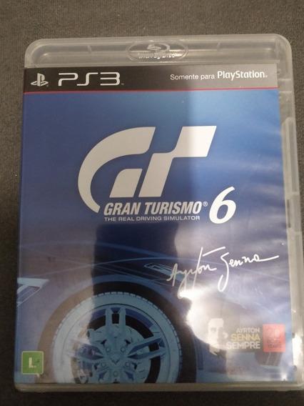 Gran Turismo 6 Ps3 Física