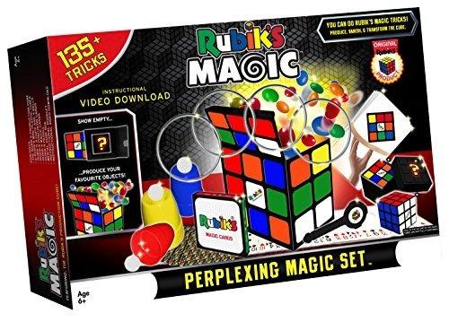 Magia De Rubik: Conjunto Mágico Desconcertante