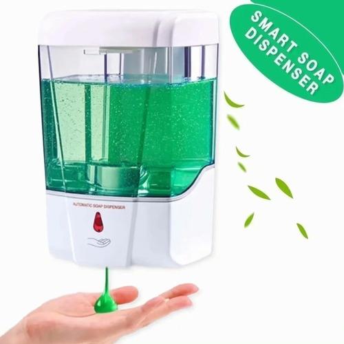 Imagen 1 de 9 de Dispensador Automatico Despachador Gel Antibacterial Jabon
