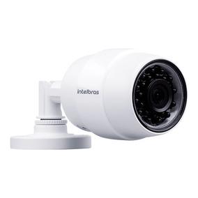 Câmera De Segurança Intelbras Ic5 Wi Fi Hd Ip66 Branca