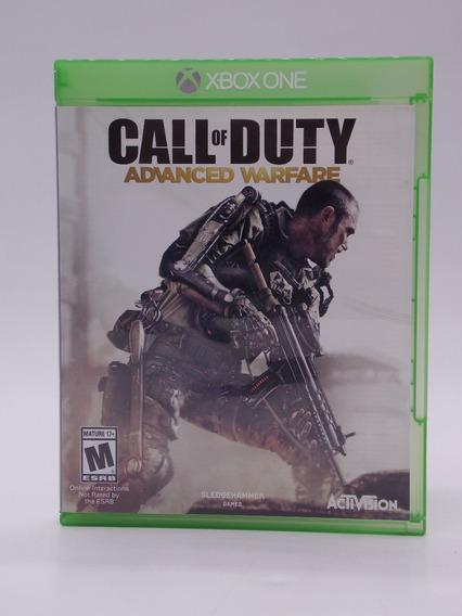 Call Of Duty Advanced Warfare Xbox One Original Mídia Física