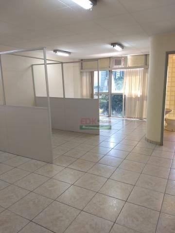 Imagem 1 de 3 de Sala À Venda, 36 M² Por R$ 160.000,00 - Jardim São Dimas - São José Dos Campos/sp - Sa0317