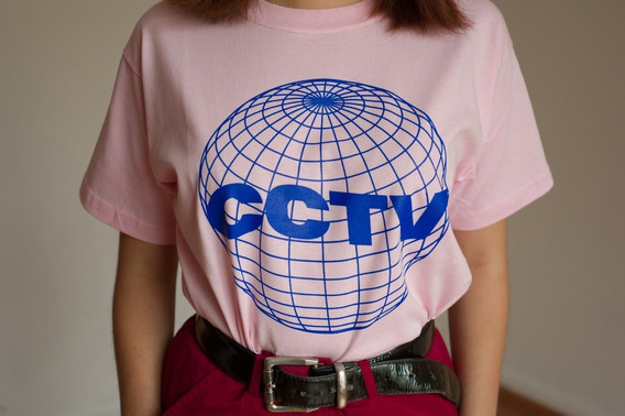 Playera Cctv Domination Unisex