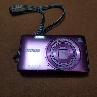 Cámara Nikon Coolpix Excelente 10/10 Completa.