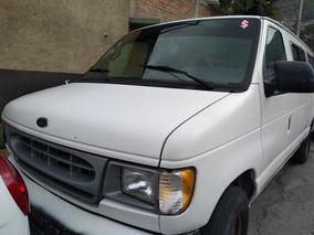 Ford Econoline 4.2 E-250 Van V6 At 2001