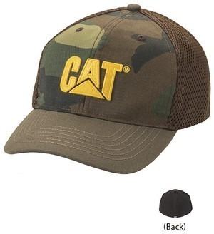 Gorra Cat Camo Woodland Cod: 1530100