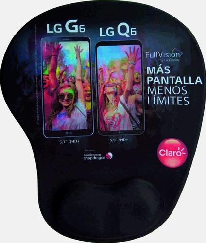 Imagen 1 de 6 de Mouse Pad Con Gel, Precio X Mayor V, Mouse Pad Personalizado