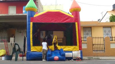 Juegos Inflables, Maquinas De Yun Yun, Palomitas, Algodón