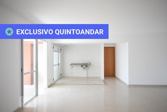 Apartamento No 9º Andar Com 2 Dormitórios E 2 Garagens - Id: 892946428 - 246428