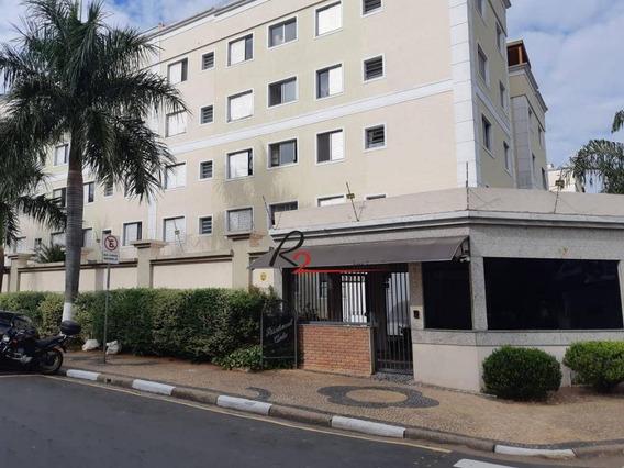 Apartamento A Venda, Condomínio Residencial Cintia, Vila João Jorge, Campinas. - Ap0690