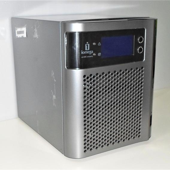 Storage Nas Iomega Storcenter Px4-300d 2tb
