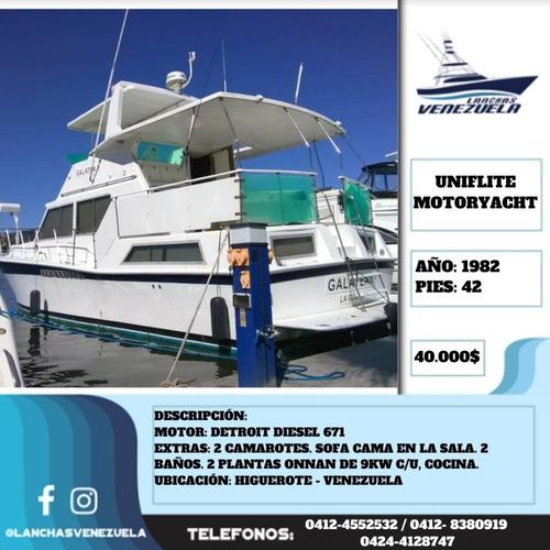 Yate Uniflite Motoryacht 42 Lv619