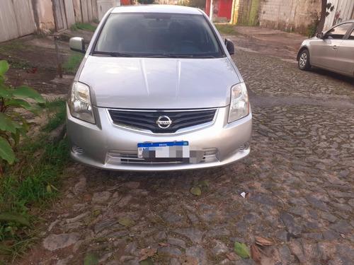 Nissan Sentra 2011 2.0 Gnv