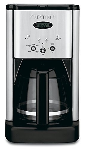 Cuisinart Dcc1200 Brew Central 12 Taza Cafetera Programable
