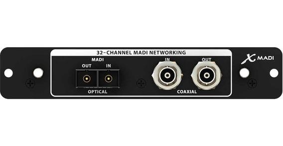 Interface P/ Expansão 32ch P/ X32 - X Madi Behringer