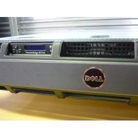 Servidor Dell R710 - 2 Proc Quad Core 32gb 1 Hd 1tb Sata 3,5
