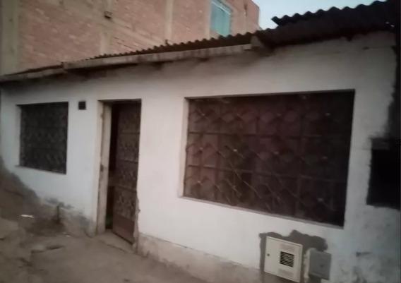Casa/terreno De 120m2 En Venta Urgente Por Viaje. S/. 95-85