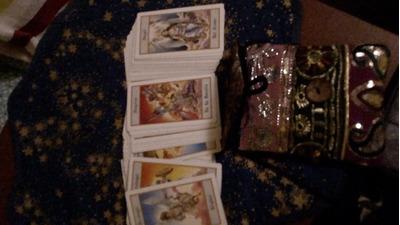Lectura Tarot 78 Angeles Y Terapia De Reiki
