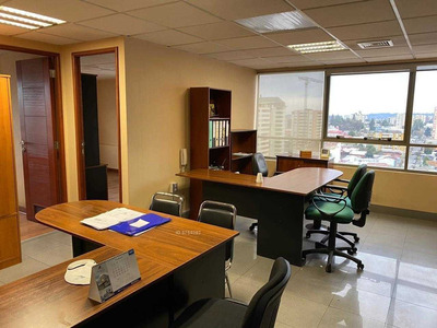 Amplia Oficina En Arriendo / Temuco Centro