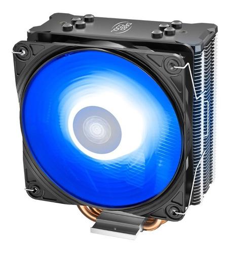 Disipador Cpu Fan Cooler Deepcool Gammaxx Gte Intel Amd Rgb