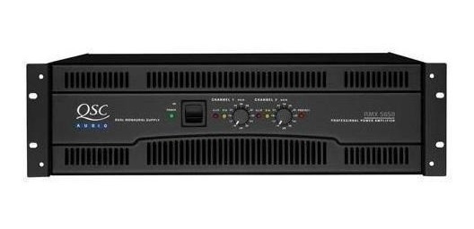 Amplificador Profesional Qsc Rmx 5050 Nuevo Con Garantía