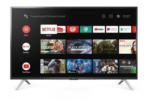 Imagen 1 de 9 de Smart Tv Hitachi Cdh-le32smart17 Led Hd 32  Android Tv Usb