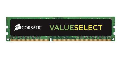 Imagen 1 de 5 de Memoria Ram Ddr3 Corsair Value Select 8gb 1600mhz