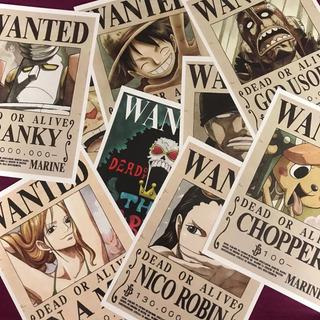 Cartel Wanted Muguiwara X 9 One Piece Se Busca - Animeras