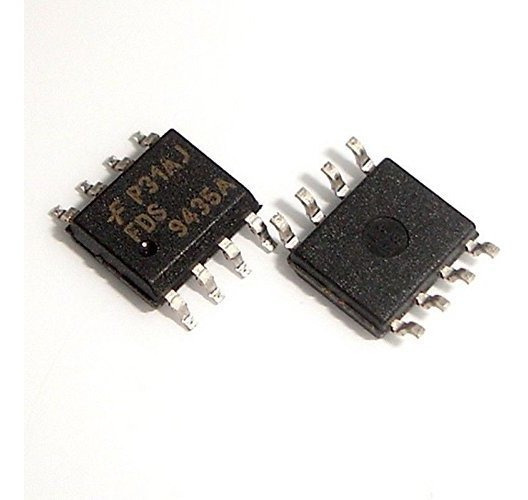 Sruik Tool 50 Piezas Fds9435a Sop-8 Fds9435 9435a Smd-8 P Tr