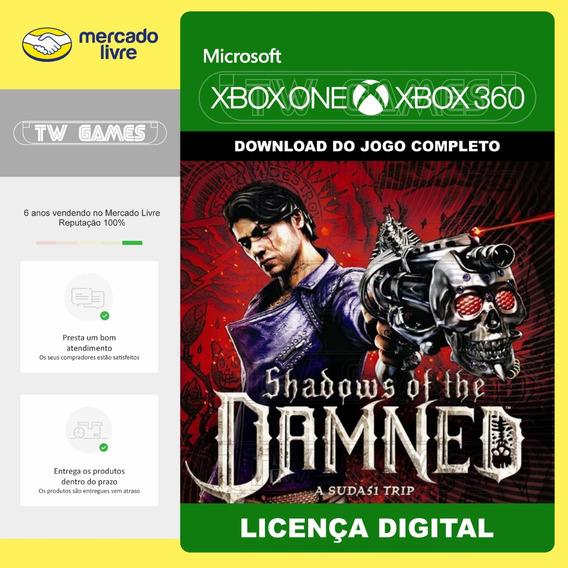 Shadows Of The Damned Digital Retro Xbox One Xbox 360
