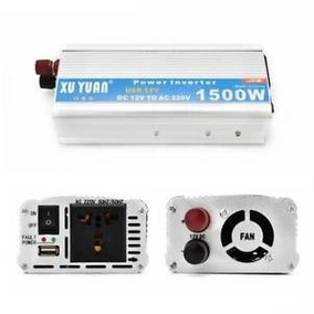 Inversor Power Inverter 1000w 12v - 220v Transformador