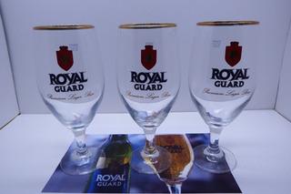 Copas Royal Guard 350cc Originales