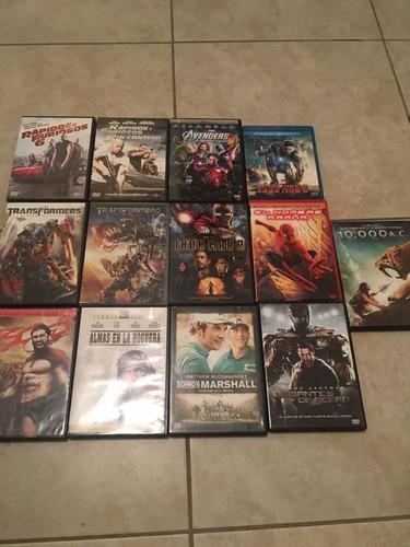 Lote De 39 Dvd's Originales