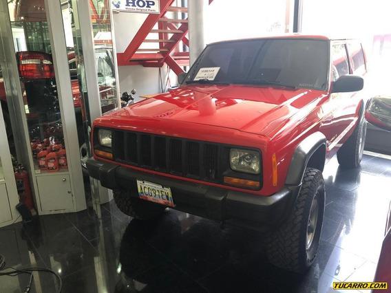 Jeep Cherokee Sincrinico