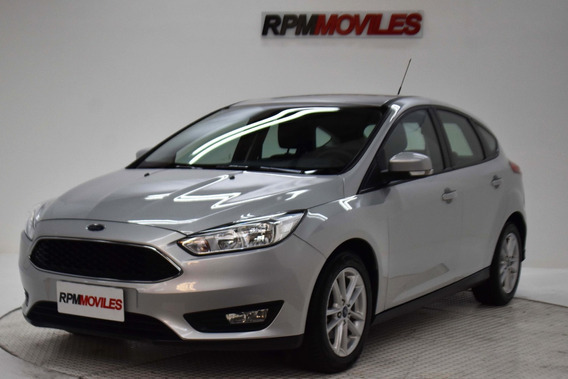 Ford Focus 1.6 S Manual 5 Puertas Tela 2016 Rpm Moviles