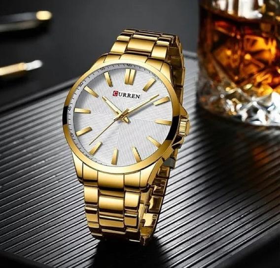 Relógio Curren Aço Inoxidável