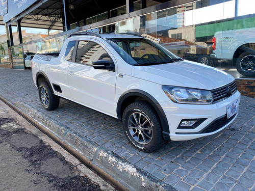 Volkswagen Saveiro 1.6 Msi Trendline Ce 8v Flex 2p Manual