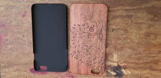 Funda Para iPhone 6 Plus O 6s Plus. De Bambu